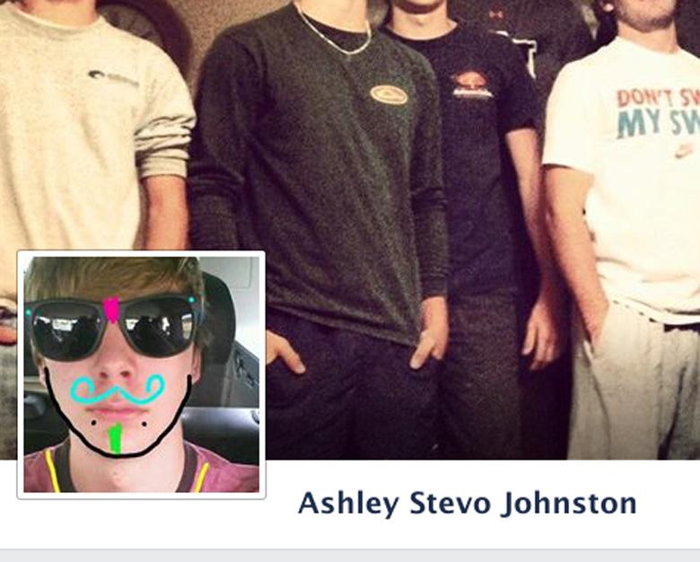 Ashley Johnston Facebook