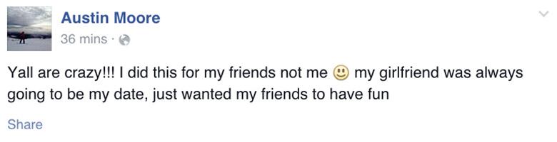 Austin Moore Facebook