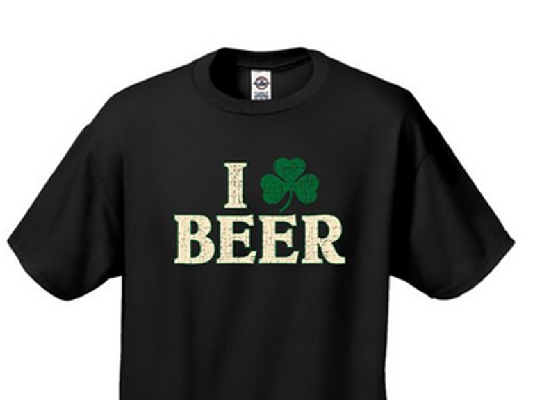 beer t shirts, st patricks day beer