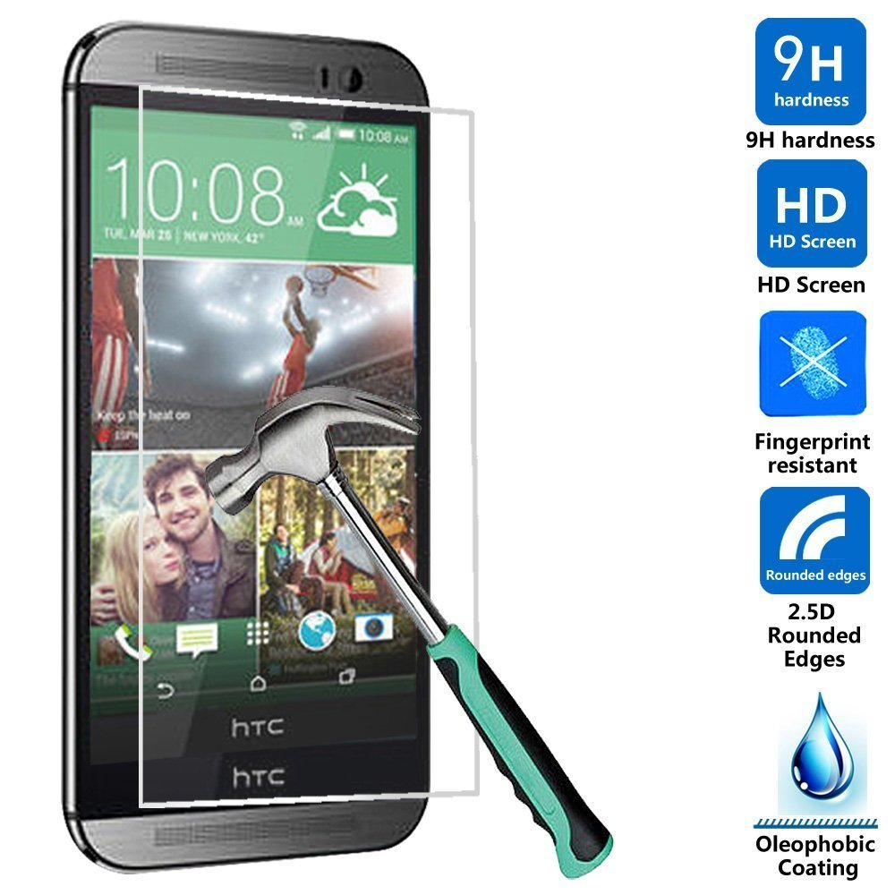htc one m9 screen protectors