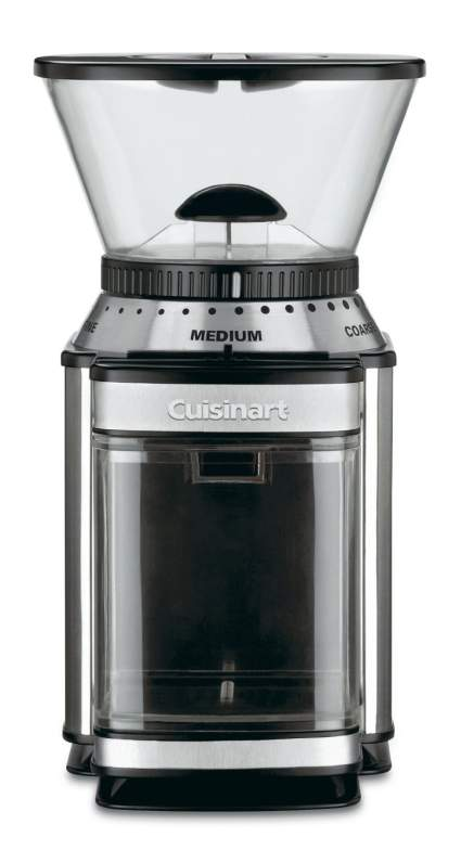 Cuisinart DBM-8 Supreme Grind Automatic Burr Mill, cuisinart, cuisinart coffee grinder, cuisinart burr coffee grinder, cuisinart burr grinder, burr grinder, coffee grinder