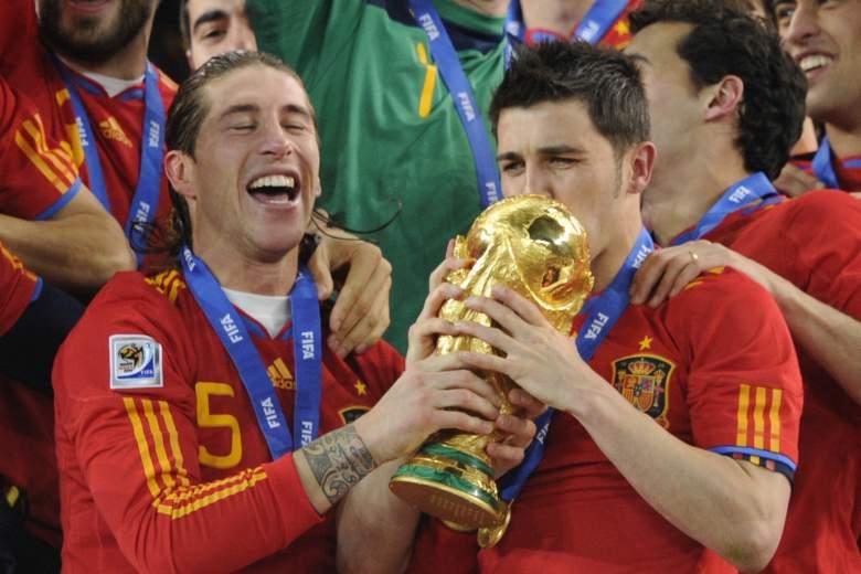 david villa spain, david villa world cup, david villa golden boot