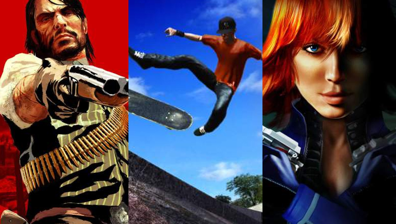 e3 2015 games