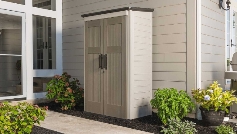 15 Best Garden Sheds Your Easy Ing, Small Outdoor Storage Shed