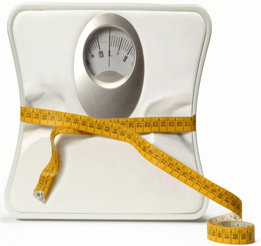 Scales, Diets and weight loss goals