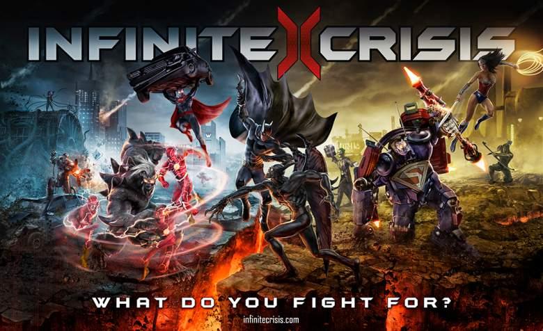 infinite crisis ps4