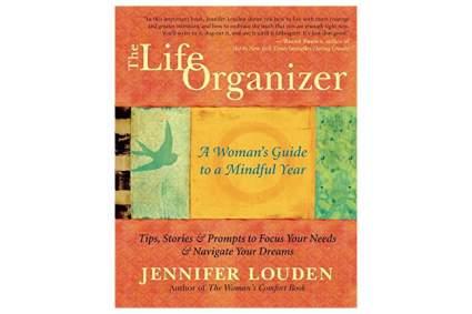 life organizer book cover