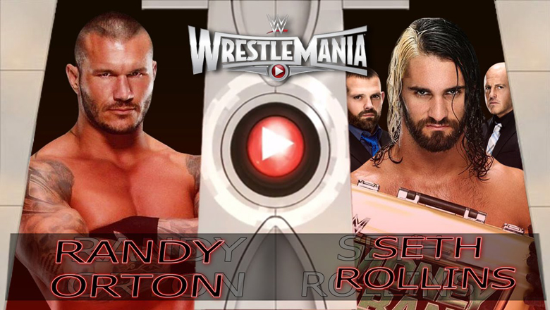 Randy Orton vs. Seth Rollins