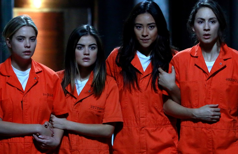 Pretty Little Liars, Who Is A, Pretty Little Liars Season 5 Finale, PLL Season 5 Finale Spoilers, PLL Spoilers, PLL Season 5 Finale