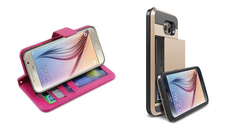 s6 wallet cases