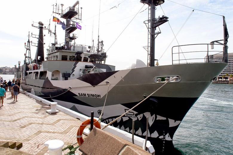 Sam Simon Sea Shepherd