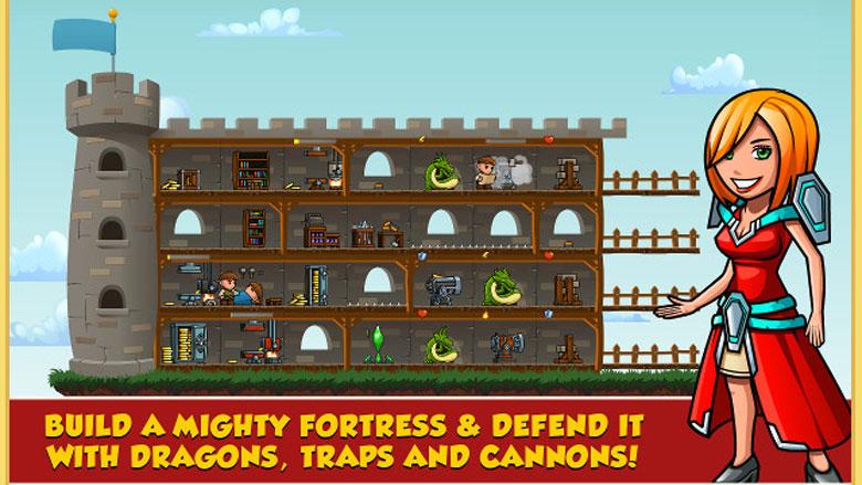 Arcanox Cards vs. Castles