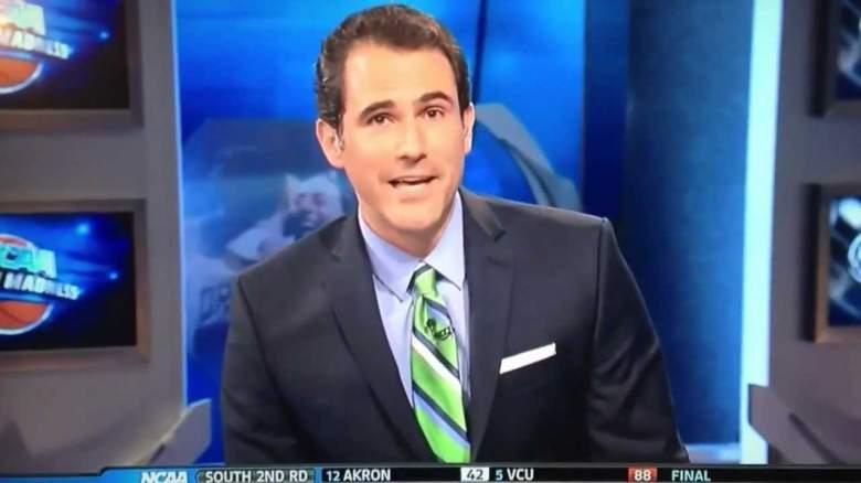 Seth Davis on CBS. (YouTube)