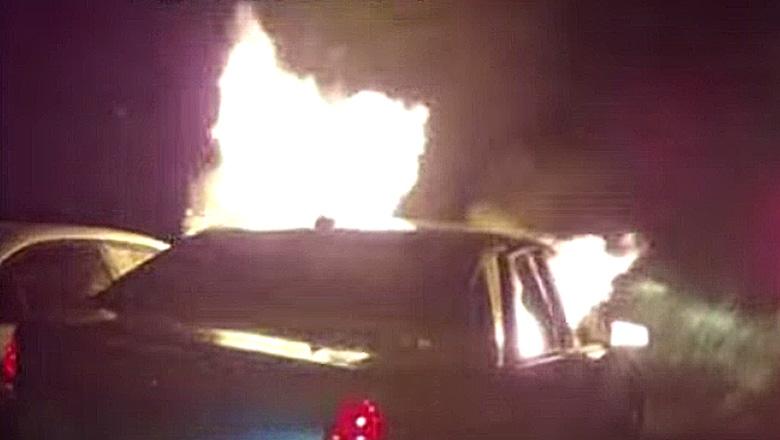 WATCH: Border Patrol Taser Sets Car on Fire & Kills Man ...