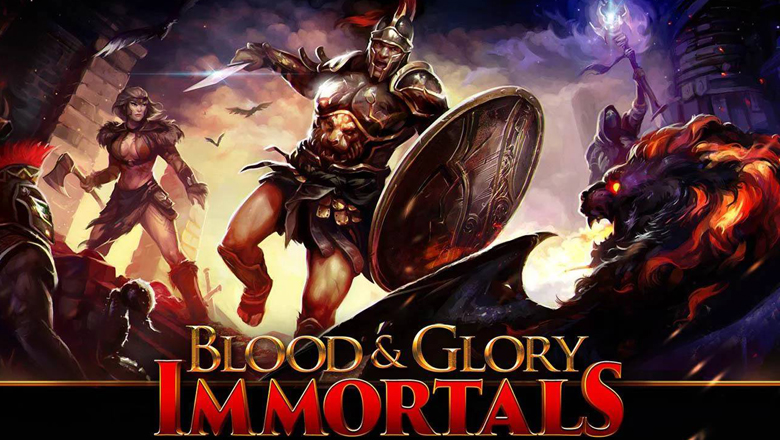 Blood and Glory Immortals