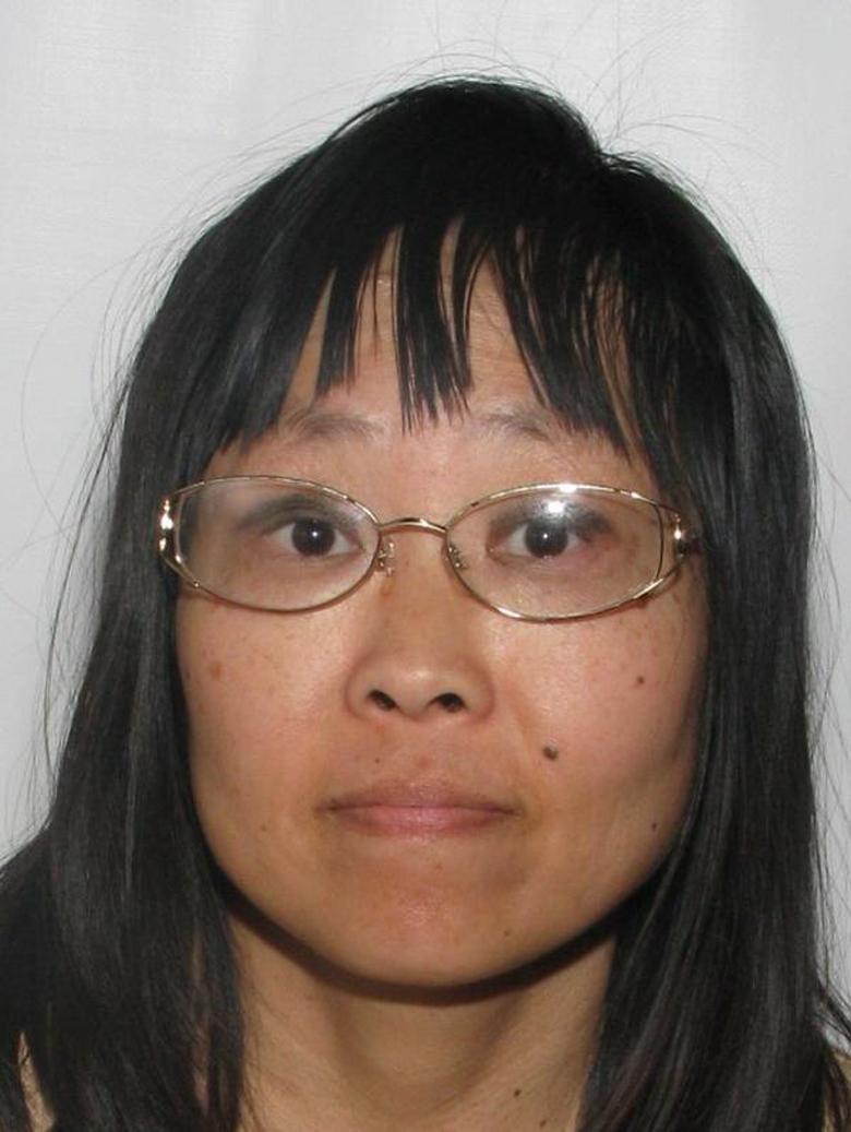 Woosen's so-far unamed girlfriend lives in  Northern Virginia. (Fairfax County Police)