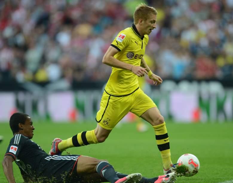 marco reus, germany, midfielder