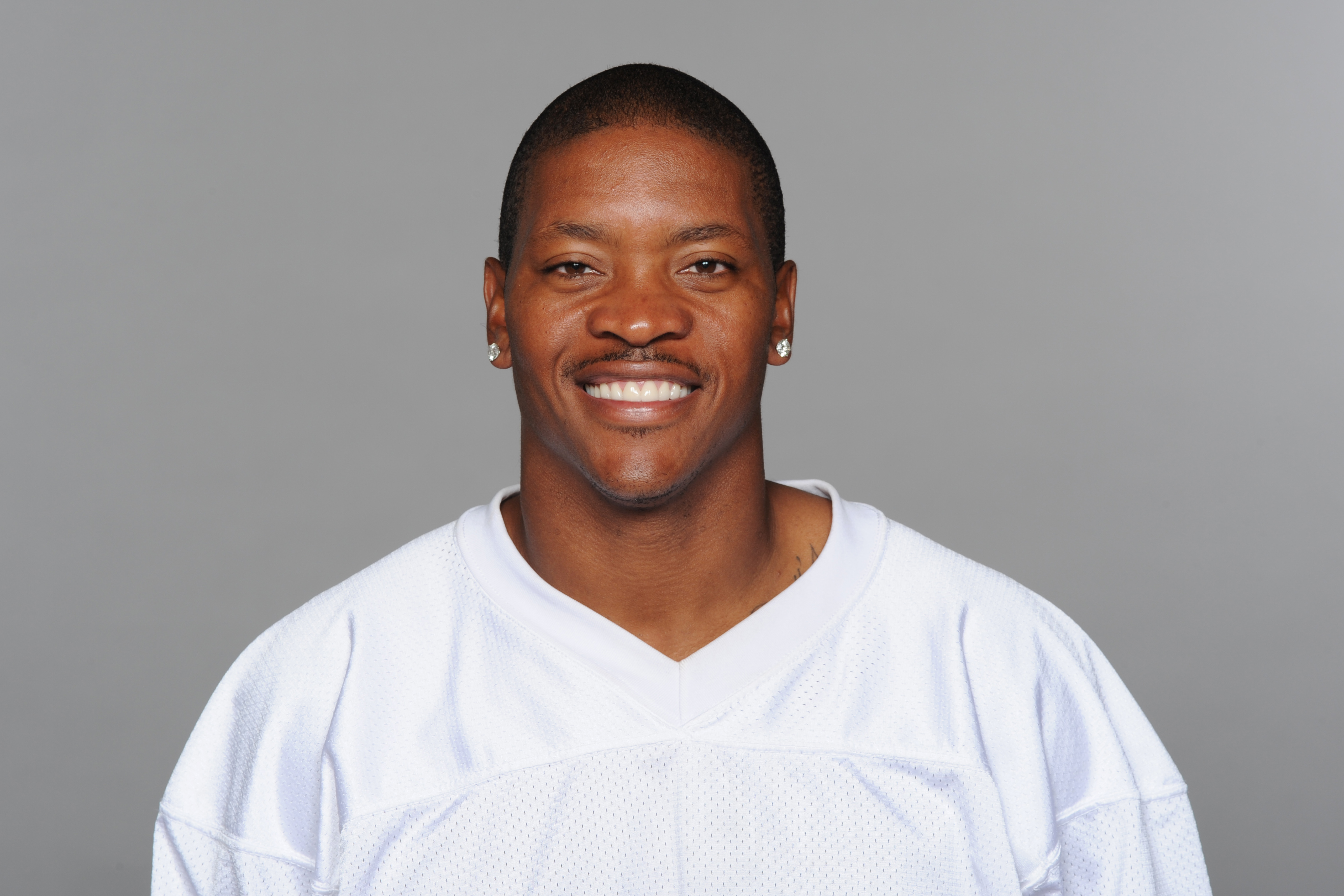 In this handout image provided by the NFL, Will Allen of the Miami Dolphins poses for his NFL headshot circa 2011. (Getty)