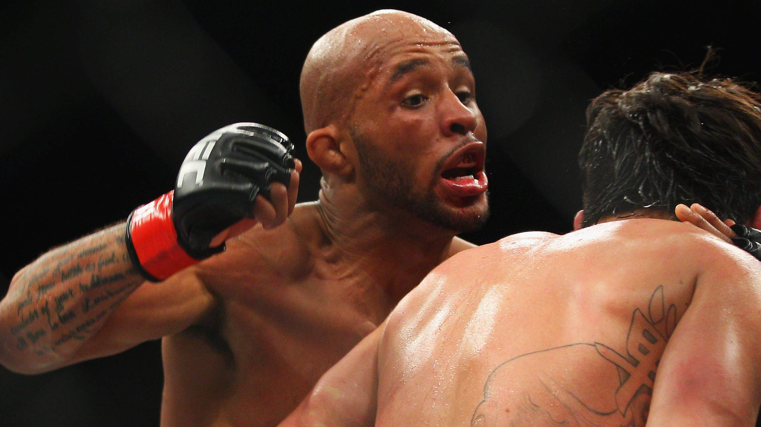 Demetrious Johnson takes on John Dodson in the main event of UFC 191 (Getty)