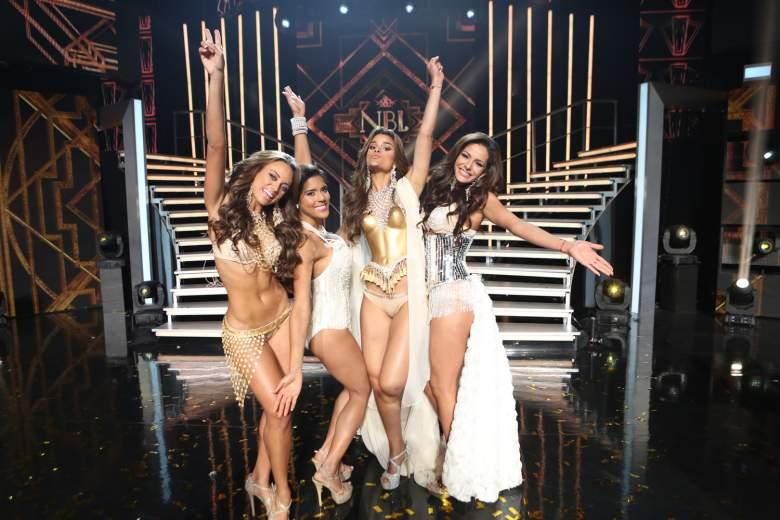 Francisca Lachapel, Francisca Lachapel Univision, Francisca Lachapel Nuestra Belleza Latina