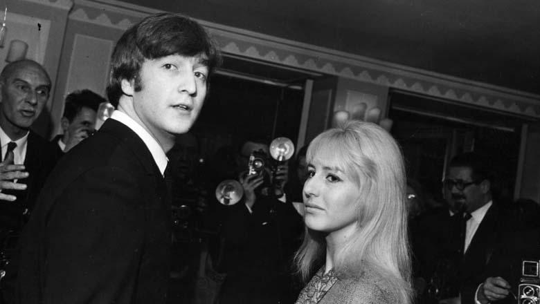 John and Cynthia Lennon Together