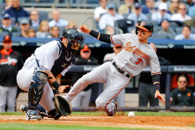 new york yankees, baltimore orioles