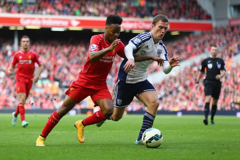 Liverpool and West Brom meet Saturday. (Getty)