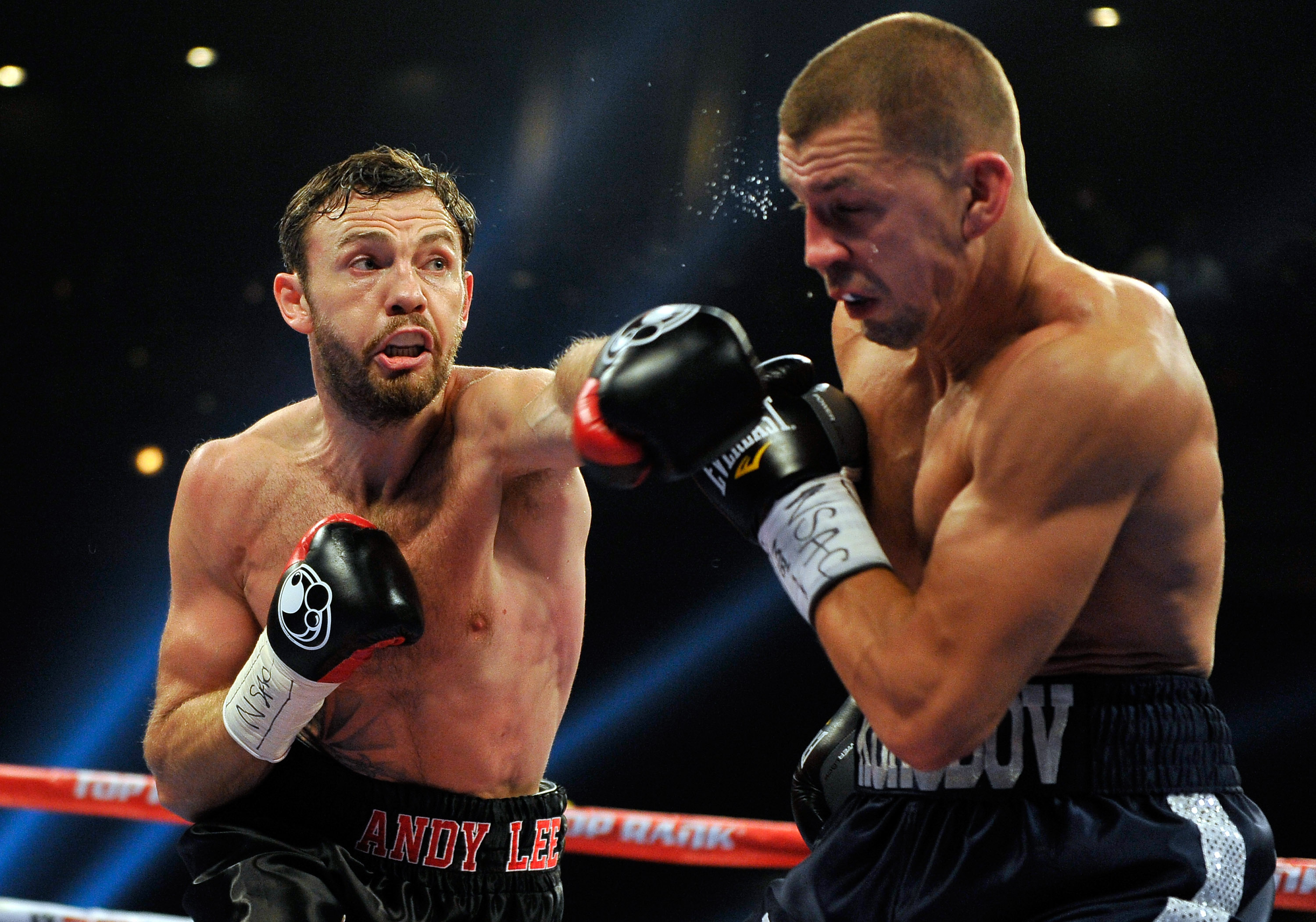 Andy Lee, andy lee boxer, andy lee korobov, andy lee next fight