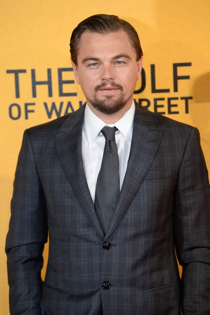 Leonardo DiCaprio - 'The Wolf of Wall Street' (Getty)