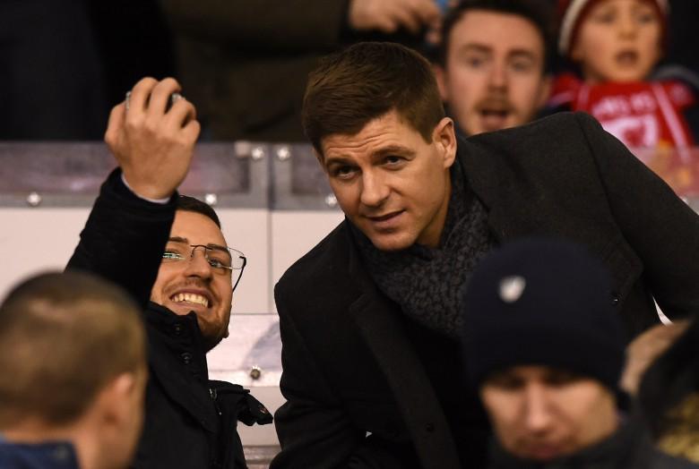 Steven Gerrard suit, steven gerrard