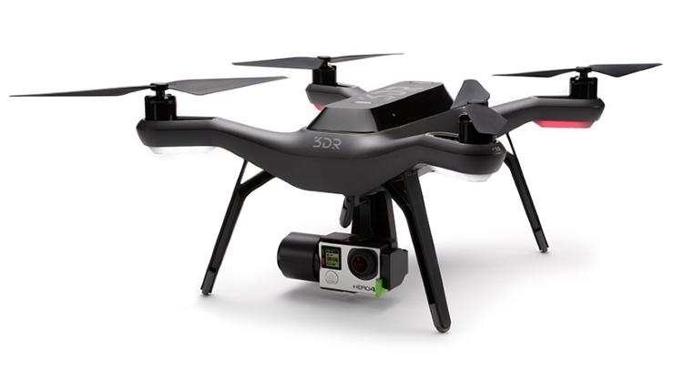3DR solo smart drone