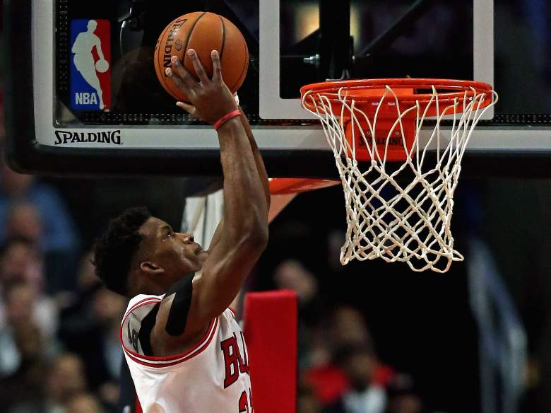 Jimmy Butler leads Chicago with 20.0 points per game. (Getty)