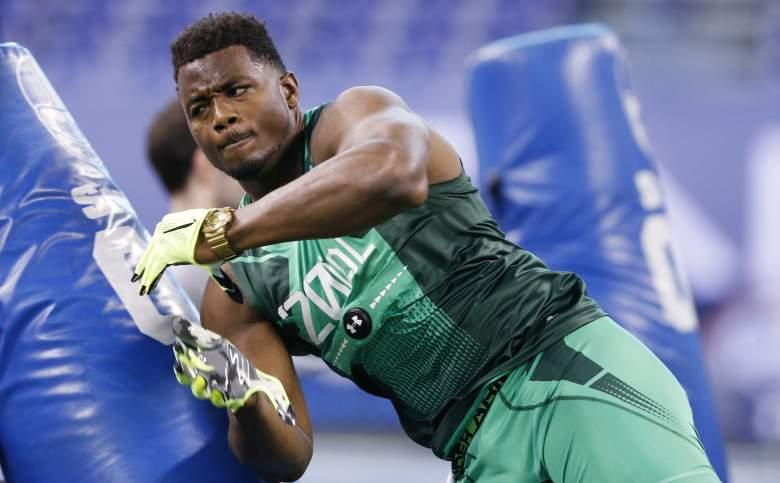 2015 NFL Draft, Dante Fowler Jr., Florida