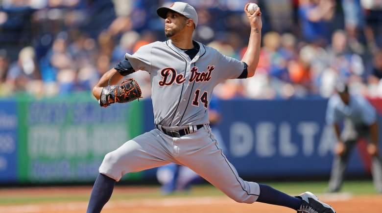 David Price, Detroit, Tigers