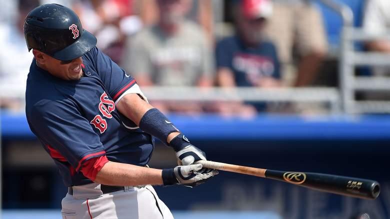 Allen Craig, Boston, Red Sox