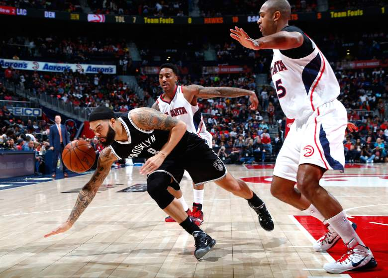 The Hawks swept the season series 4-0 over the Nets. (Getty)