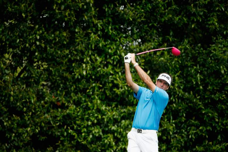 Bubba Watson is looking for his third Masters win in 4 years. (Getty)