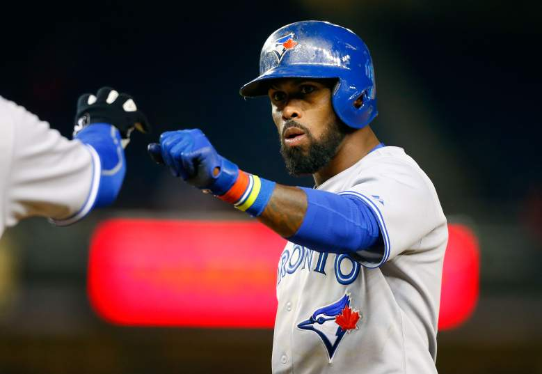 Jose Reyes is 9 for 20 vs. Rays starter Chris Archer. (Getty)