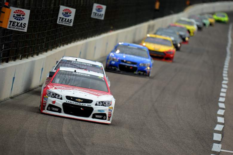 Kevin Harvick had another top 3 finish. (Getty)