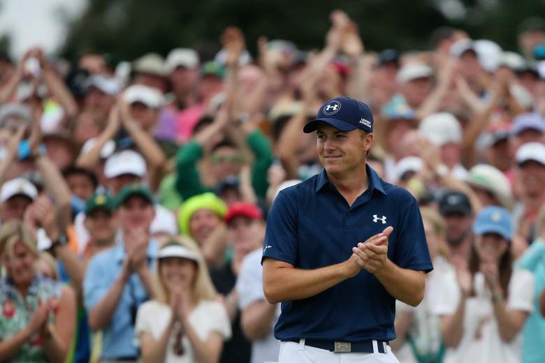Jordan Spieth won the Masters, but does that make him the favorite for the U.S. Open, the next major? (Getty)