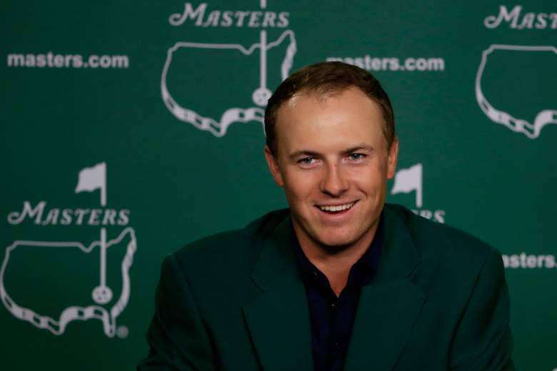 Jordan Spieth made $1.8 million for winning the Masters. (Getty)
