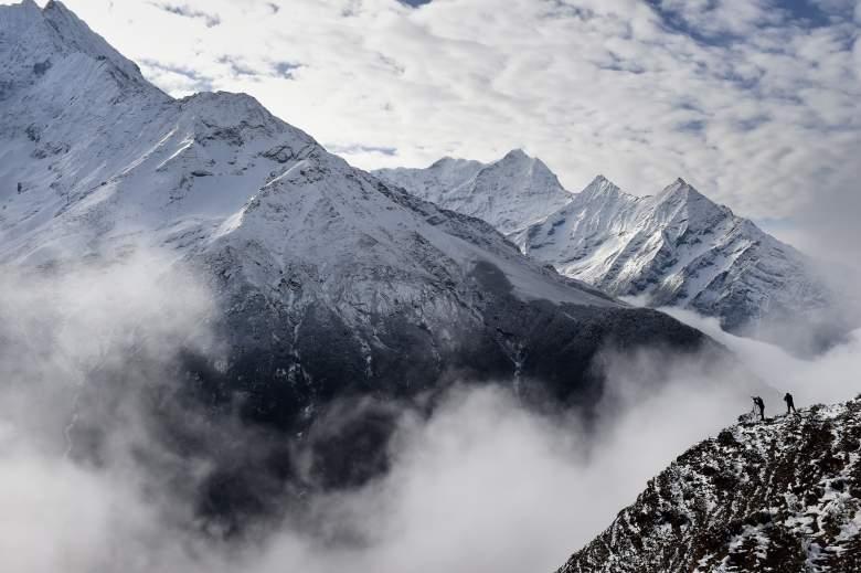 Mount Everest (Getty)