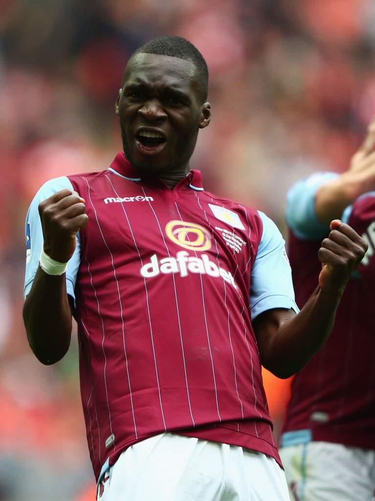 Christian Benteke has helped Aston Villa turn its season around. (Getty)