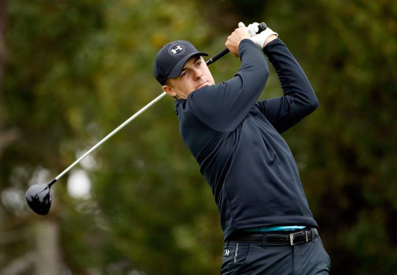 Jordan Spieth is a favorite to win the WGC Match Play Championships. (Getty)