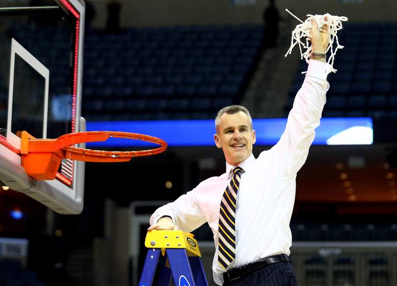 Florida went to their 4th Final Four under Donovan in 2014. (Getty)