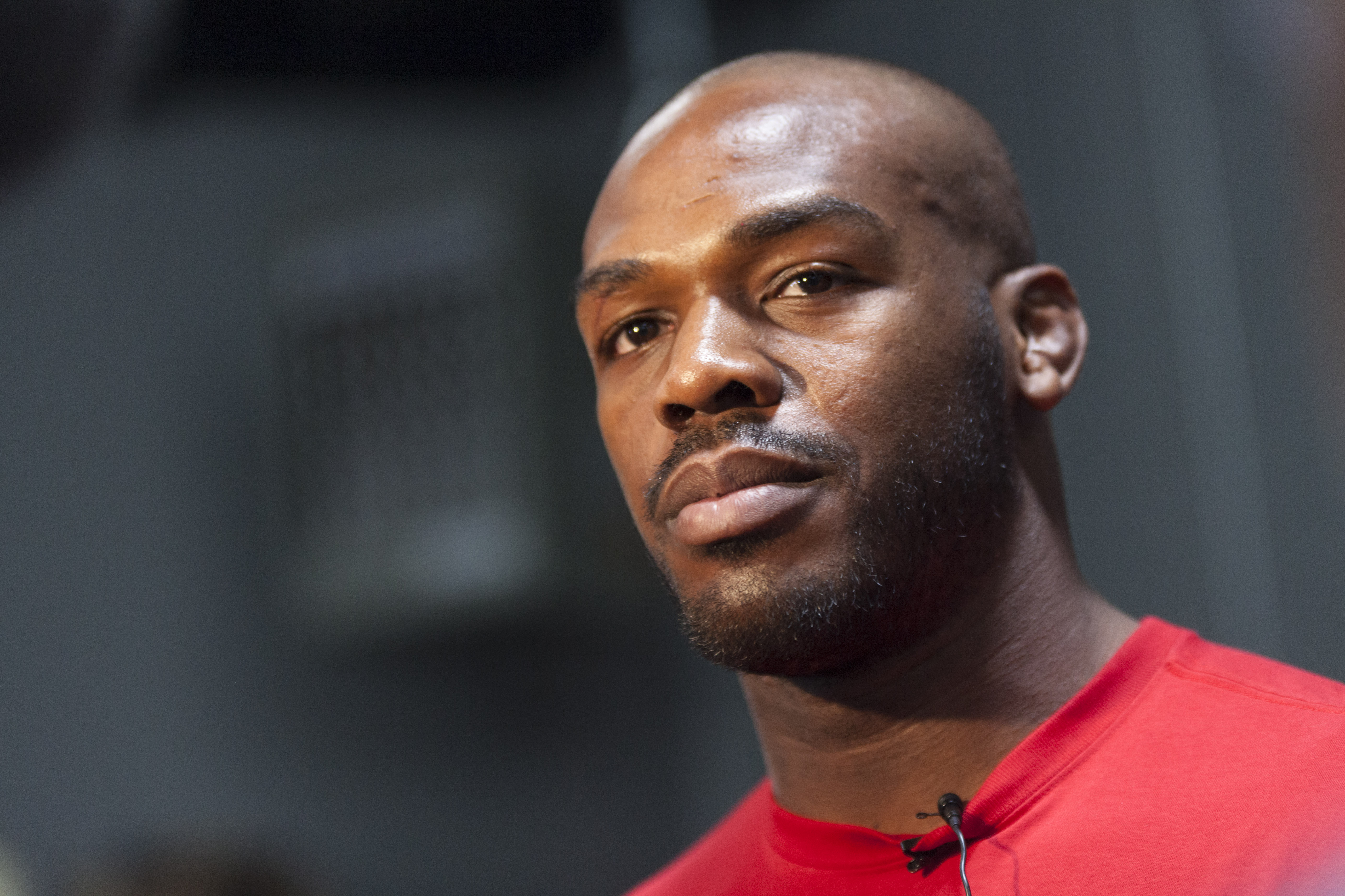 """Jon """"Bones"""" Jones, the UFC Lightweight Champion, is wanted for questioning after a hit-and-run accident in Albuquerque, New Mexico on April 26. (Getty)"""