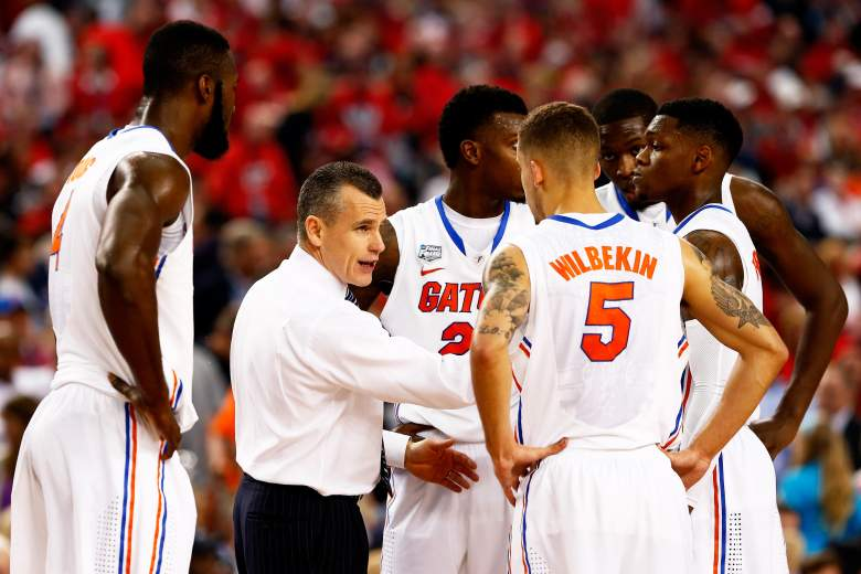 Donovan is signed with Florida through 2020 at $4 million annually. (Getty)