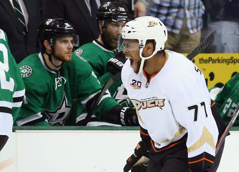 anaheim ducks, dallas stars