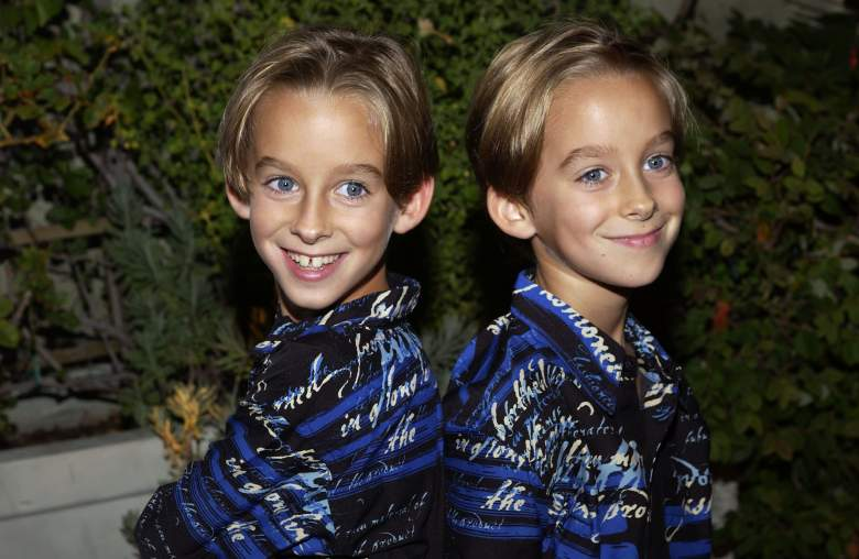 Sawyer and Sullivan in 2004 (Getty)