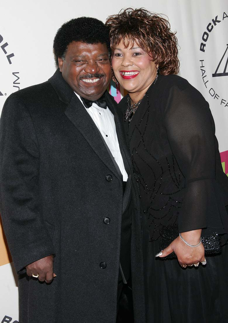 Percy Sledge Rosa Wife
